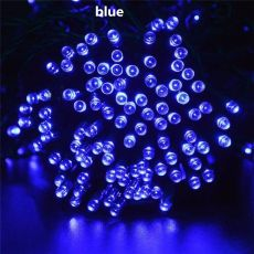 Solar String Lamps For Garden Waterproof Outdoor Lighting 5M 7M 12M 22M 6V Christmas Xmas