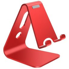 Phone Desk Holder Stand Aluminium Alloy Tablet Stand Universal Holder for iPhone 12/Xs/8 plus/ipad