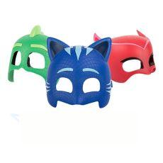 Doll model masks three different color masks Carboy Owlets Gecko Figures