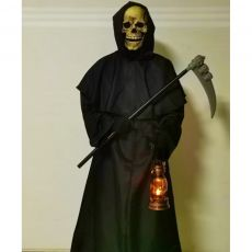 Halloween Faceless Man Clothing Mask grim Reaper Cosplay Costumes Nightclub Party Stage