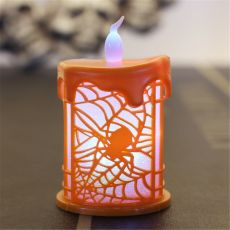 Party Ghost Castle Ornament Props Candles Pumpkin Lantern Led Lamp Horror Ghost