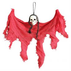 Halloween Skull Ghost Hanging Decoration Horror Props Creepy Skeleton Pendant Halloween Party