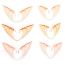 Party Decoration Latex Ears Fairy Cosplay Costume Accessories