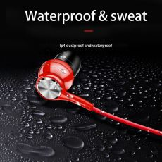 Bluetooth Earphone Sport Wireless Headphones Neckband Magnetic Headset Handfree Earbuds with Mic for Xiaomi Huawei air buds