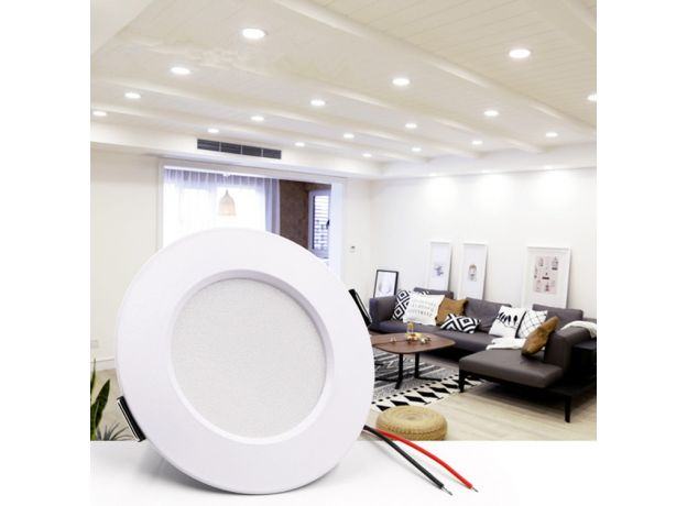 LED Downlight 220V Spot LED downlight Dimmable 5W 7W 9W 12W 15W Recessed in LED Ceiling Downlight Light Cold Warm white  Lamp
