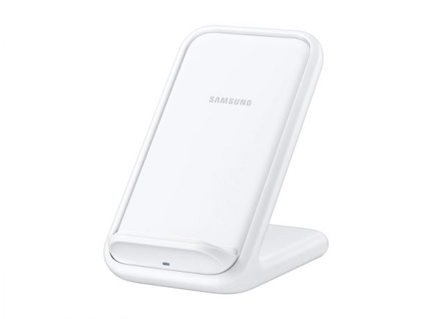 Original Samsung Wireless Charger Stand Fast Qi Charge For Samsung Galaxy S20/10/S9/S8 Plus/S7 Note10+/iPhone 11 Plus X,EP-N5200