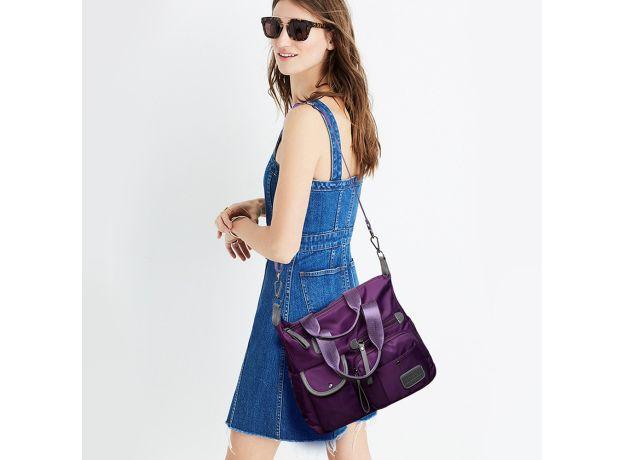 Buylor Bag for Women 2020 Handbag Ladies Nylon Shoulder Bag Waterproof Crossbody Bag Large Capacity Multifunctional Tote Travel
