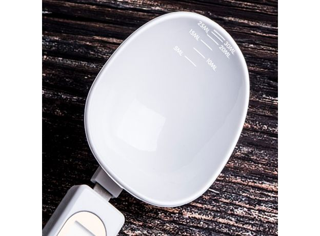 500g/0.1g LCD Display Digital Kitchen Measuring Spoon Electronic Digital Spoon Scale Mini Kitchen Scales Baking Supplies