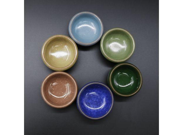 Tea set ceramics tea pot Chinese tea set tea ceremony home garden kung-fu-tea-set colorful