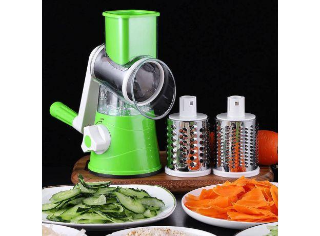 Vegetable Cutter Round Slicer Kitchen Accessories Multifunctional Circular Slicer Potato Cheese Fruit Vegetable Kitchen Gadgets
