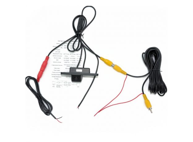 CCD CCD Special Car Rear View Reverse backup Camera rearview reversing Parking Camera For Ford Focus Sedan   C-MAX   MONDEO