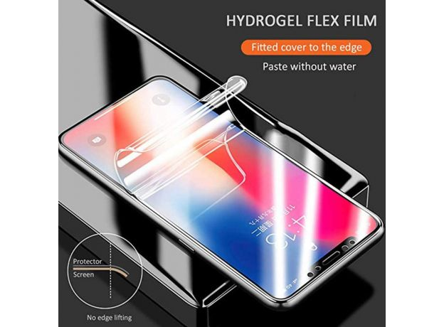 Hydrogel Film for iPhone XR XS Max Screen Full Cover for iPhone X 10 8 7 6s 6 Plus Film Full Cover on iPhone 5 5S SE 4 4S