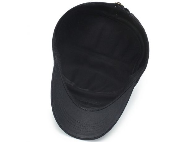 Fashion hip hop Men's baseball cap Military Caps Spring Autumn Tactical hat Men's Flat Top Cotton Army cap