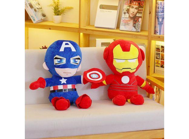 Marvel Avengers Soft Stuffed Spiderman Iron Man Captain America Ironman Plush Toys