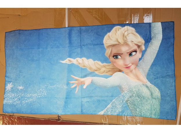 High Quality Disney Frozen Character Kids Bath Swimming Beach Towels