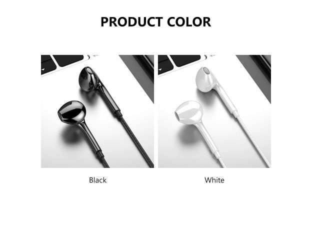 HiFi Sound Earphone In-Ear Sport Earphones with mic for xiaomi iPhone Samsung Bass Wired Headset fone de ouvido auriculares MP3
