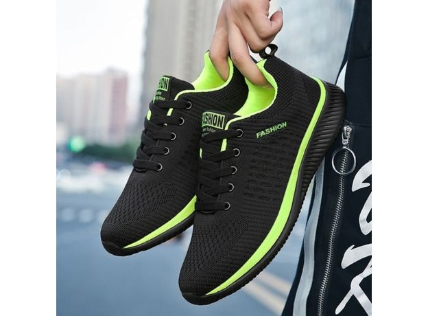 Lightweight Running Sneakers Walking Casual Breathable Shoes Non-slip Comfortable